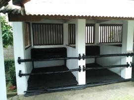 Kandang kuda Tradisional Indonesia 4 - modern