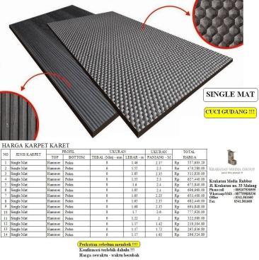 Stall Mat Single Mats 2